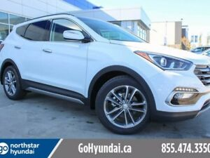 2018 Hyundai Santa Fe Sport 2.0L TURBO/ SUNROOF/ VENTILATED SEAT