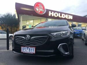 2018 Holden Commodore ZB MY18 RS Liftback AWD Black 9 Speed Sports Automatic Liftback Lilydale Yarra Ranges Preview