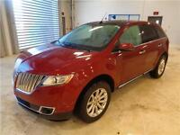** LOW KMS ** 2013 ** LINCOLN ** MKX ** AWD **
