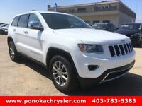 2014 Jeep Grand Cherokee Limited, Leather, AWD Red Deer Alberta Preview