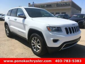 2014 Jeep Grand Cherokee Limited, Leather, AWD