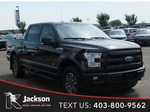 2015 Ford F-150 Lariat 4WD truck- NAV, Heated/Ventilated Seats!