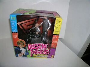 Austin Powers Figures / variety Mini Me Felicity Vanessa Kitchener / Waterloo Kitchener Area image 4