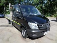 Mercedes-Benz Sprinter 3.5T DOUBLE CAB Dropside EURO 5 DIESEL MANUAL (2015)