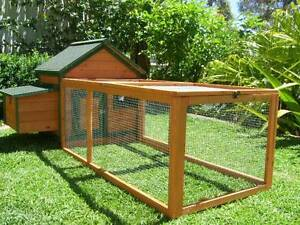 Chicken Coop Somerzby COTTAGE Rabbit Hutch Guinea Pig Cage Somersby Gosford Area Preview