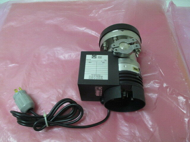 Leybold Oerlikon TMP 50 Turbo Vacuum Pump w/ Fan Turbocvac 50, 85402. 401036