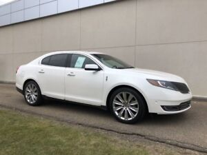 2013 Lincoln MKS EcoBoost AWD |SUNROOF | HEATED SEATS|