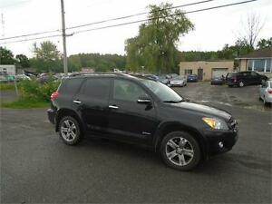 """2009 TOYOTA RAV4 """"SPORT"""" 4WD-P/ROOF-ONLY 89,000 KM-EXTRA CLEAN!"""