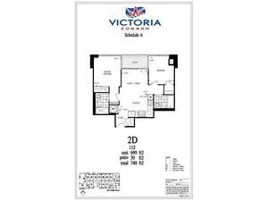 Brand New two bedroom and two washroom unit avail. immediately