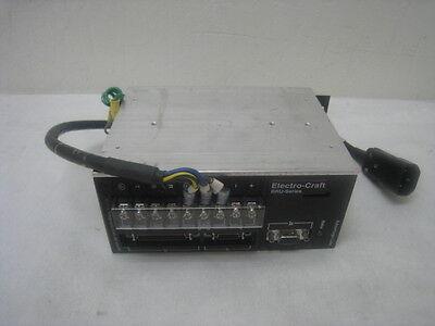 Electrocraft 9101-1545 model DDM-005X servo motor controller