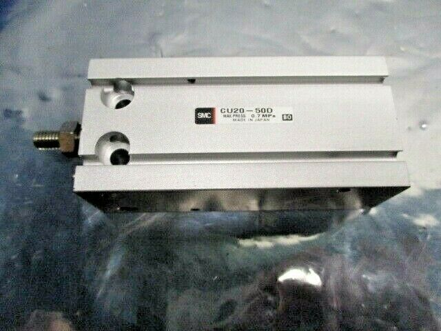 SMC CU20-50D Free Mount Cylinder Double Acting Single Rod, 101959