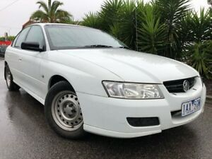 2005 Holden Commodore VZ Executive White 4 Speed Automatic Sedan Hoppers Crossing Wyndham Area Preview