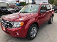 2010 Ford Escape XLT AWD 4X4 BLUETOOTH AUX...MINT COND.