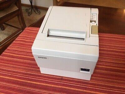Epson TM-T88II Serial Receipt Printer (M129B) (USED)