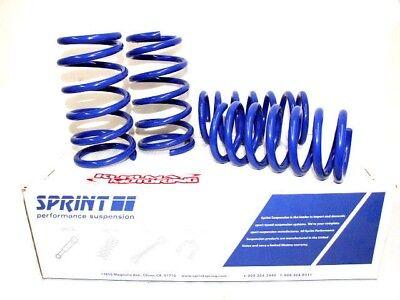 Dodge Sprint Lowering Springs - SPRINT 5001 LOWERING SPRINGS 95-99 DODGE NEON 5001