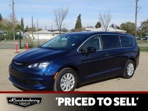 2018 Chrysler Pacifica L 3.6L V6          TOUCHSCREEN  BLUETOOTH