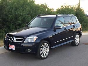 2010 Mercedes-Benz GLK-Class GLK350 4 MATIC  *PANORAMIC ROOF*