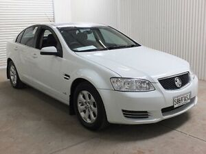 2012 Holden Commodore VE II MY12 Omega (LPG) Heron White 6 Speed Automatic Sedan Salisbury Plain Salisbury Area Preview
