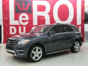 Mercedes-Benz Classe-M ML350 BlueTEC AMG AIR SUSP. 2014