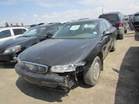 2001 Buick Century Custom Sedan (Stock # H7  )