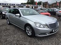 2011 MERCEDES BENZ E CLASS E220 CDI BlueEFFICIENCY SE Tip AUTO DIESEL ESTATE