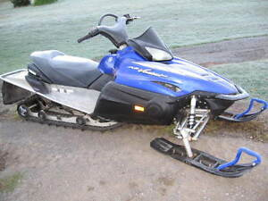 2005 Yamaha Vector Mountain 152'' long track