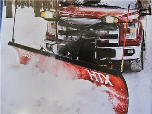 Pelles a neige Boss / Truck Plow