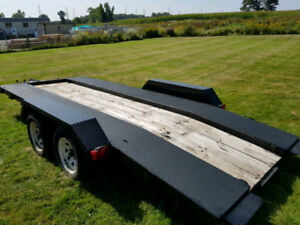 16ft Open Car Trailer/Hauler$1,800.00