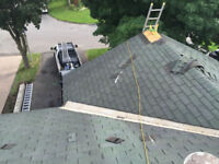 Shingle Roofing & Repairs - Dedicated Quality Service