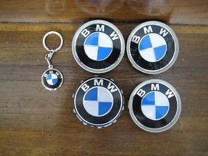 BMW Centre Caps, Key Chain