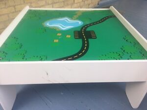 Toddler Train Table