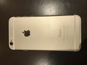 ***AWESOME GOLD IPHONE 6 - 128GB IN GOOD CONDITION***