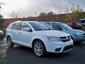 GREAT DEAL! 89$ BI WKLY OAC! 2012 Dodge Journey CREW! SUNROOF