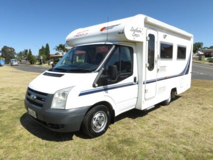 Suncamper Southern Cross – COMPACT - LARGE BATHROOM Glendenning Blacktown Area Preview