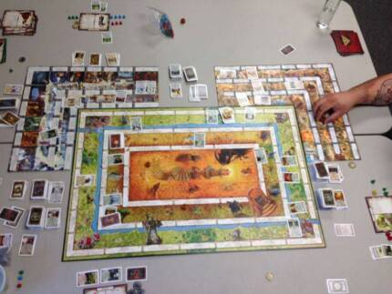 Talisman 4th Edition Board Game +3 EXPANSIONS *Amazing Condition*