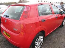 FIAT GRANDE PUNTO 1.3 Multijet Active 5dr (red) 2009