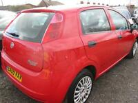 FIAT GRANDE PUNTO 1.3 Multijet Active 5dr (red) 2009