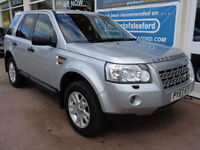 Land Rover Freelander 2 2.2Td4 4x4 2008 XS Good S/H P/X £2190 of added Extras