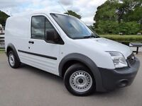 2011 Low Mileage Ford Transit Connect 1.8TDCi T200 SWB Van, in Superb Condition Throughout, No Vat!!
