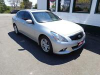 2011 Infiniti G25 Sedan AWD (REDUCED!) ONLY $179 BI-WEEKLY!
