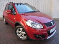 Suzuki SX4 2.0 DDIS SZ5 4×4 ....Diesel 4x4 with Fabulous Detailed Service History, Only 1 Owner
