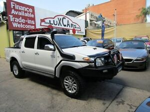 2007 Toyota Hilux KUN26R 07 Upgrade SR (4x4) 5 Speed Manual Dual Cab Pick-up Leichhardt Leichhardt Area Preview