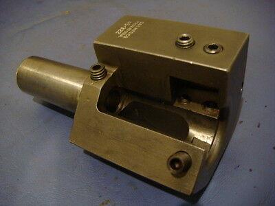 Brown Sharpe Right Hand Box Tool. 1 Shank Dia. 2 Length Capacity 45-322