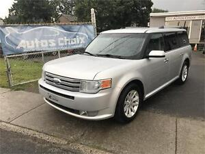 FORD FLEX SEL AWD 2010 **51$/SEM.**7 PASSAGERS**TOUT EQUIPE**