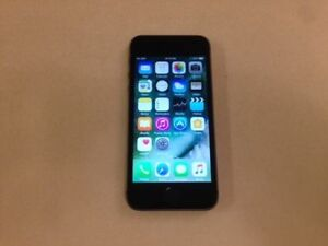 16GB iPhone 5s Space Grey (Factory Unlocked) New Case