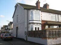 **LET BY** 3 BEDROOM- END TERRACE- WOLSTANTON-LOW RENT- DSS ACCEPTED-PETS WELCOME WITH APPROVAL