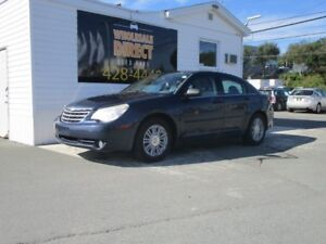 2008 Chrysler Sebring SEDAN TOURING 2.7 L