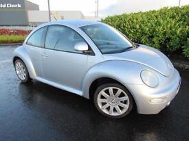 Volkswagen Beetle 1.6 2001 FULL SERVICE HISTORY
