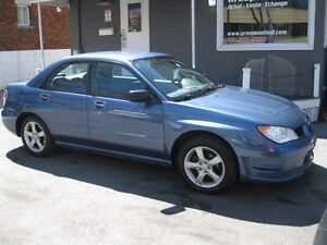 2007 Subaru Impreza 2.5 Special edition Berline