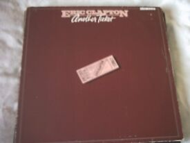 Vinyl LP Eric Clapton – Another Ticket RSO 2394 295 Stereo